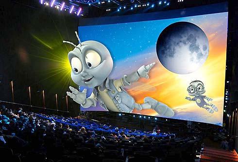 CinemaxX bricht ins digitale 3D-Kino-Zeitalter auf